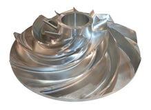 Turbine rotor Stock Image