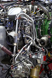 Turbine (straalmotor) stock fotografie