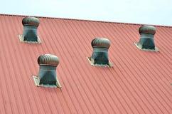 Turbine ventilation system Stock Photo