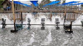 Turbine water in running. stock video footage