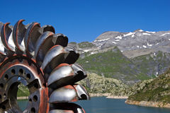 Turbine wheel Stock Images