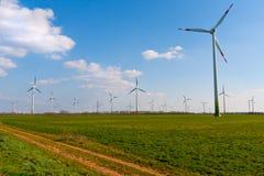 turbine wind стоковое фото rf