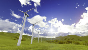 Turbine Stock Image