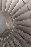 Turbinebladen royalty-vrije stock afbeeldingen