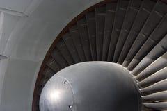 Turbinenschaufeln 2 stockfoto