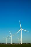 Turbines Stock Foto's