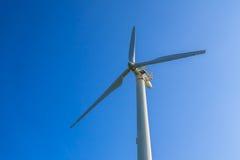 Turbines de générateurs de vent Photographie stock libre de droits