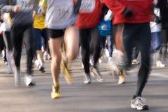 Turbines de marathon photos stock