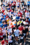 Turbines de marathon photo libre de droits