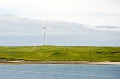 Turbines #3 de puissance d'Eolic Photographie stock