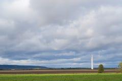 Turbines de vent Photos libres de droits