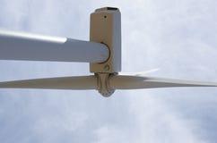 Turbines de vent en Italie Photos stock