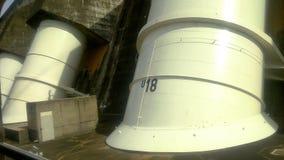 Turbines Royalty Free Stock Photography