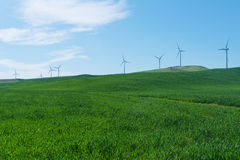 Turbines Royalty Free Stock Image
