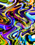 Turbinii Groovy Immagine Stock