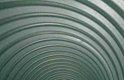 Turbinio del canale sotterraneo Fotografie Stock