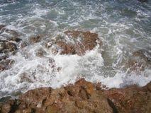 Turbinio del mare immagini stock libere da diritti