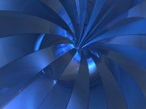Turbinio di riflessione Fotografia Stock