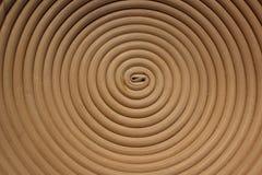 Turbinio ipnotico del canestro di Reed Immagini Stock