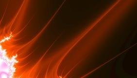 Turbinio porpora rosso di frattale di Wave di marsala Immagine Stock Libera da Diritti