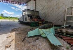 turbinowy koło przy lux-torpedą fotografia royalty free