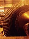 Turbinowy ostrze Fotografia Stock