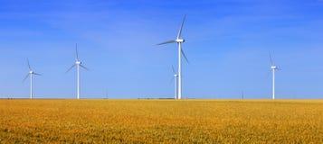 turbinwind arkivbild