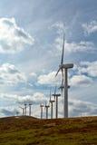 turbinwind Arkivbilder
