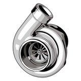 turbo Imagens de Stock Royalty Free