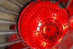 Turbo-jet engine close up Royalty Free Stock Photo