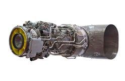 Turbo straalmotor Royalty-vrije Stock Foto's