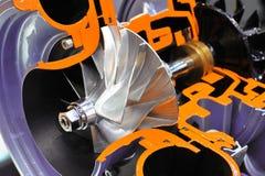 Turbocharger Stock Photography