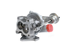 turbocharger Fotografia Stock