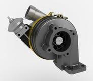 Turbocharger Royalty Free Stock Image