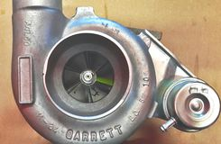 turbocharger Stockfoto