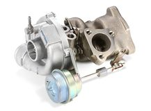 Turbocharger Royalty Free Stock Photography