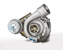 Turbocharger Stock Photography