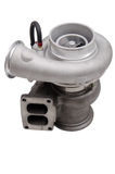 Turbocharger on a white background isolated Royalty Free Stock Images