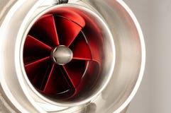 Turbocompressor Stock Fotografie