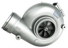Turbocompressor Royalty-vrije Stock Afbeeldingen