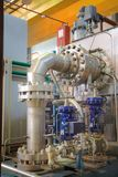 turboexpander Стоковые Изображения RF