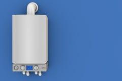 Turbofan boiler Stock Image