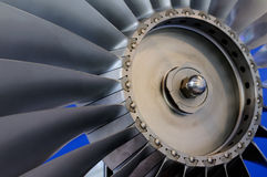 Turbofan Royalty Free Stock Photos