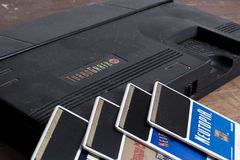 Turboladdare GrafX 16 Arkivfoto