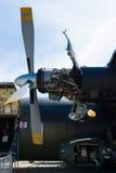 Turboprop μηχανή Rolls-$l*royce Τάιν Rty 20 αεροσκάφη MK 22 ενός Transall γ-160 Στοκ Φωτογραφία