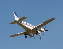 turborporp самолета Стоковая Фотография