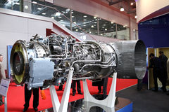 Turboshaft engine Royalty Free Stock Image