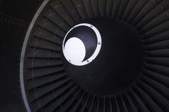 747 Turboventola Immagini Stock Libere da Diritti