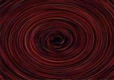 Turbulência colorida. Foto de Stock