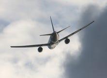 Turbulence en avant Photos libres de droits